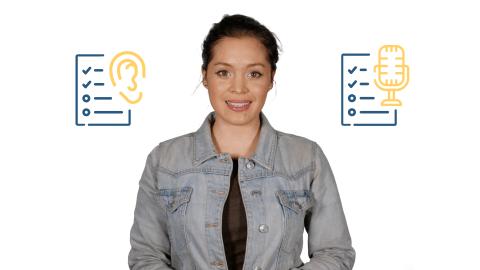 E2School SpeakingLab. Improve your pronunciation and sound like a native English Speaker.
